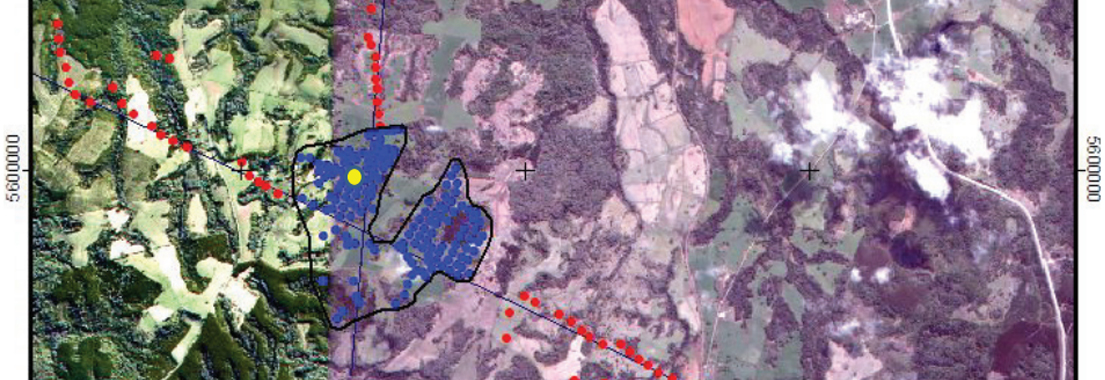 Variabilidad espacial y temporal de la disponibilidad de nutrientes y la condición de acidez de suelos volcánicos